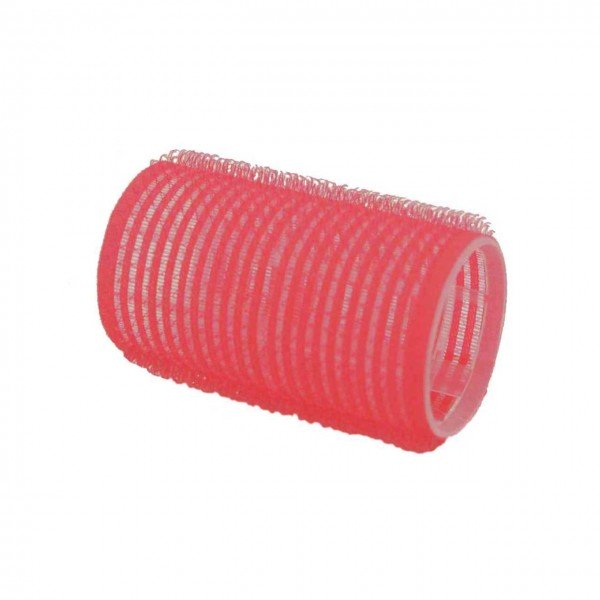 Adhesion-Curler 60 mm, 12 Pcs., Ø 36 mm red
