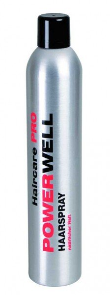 Hairspray Natural Powerwell 500 mL