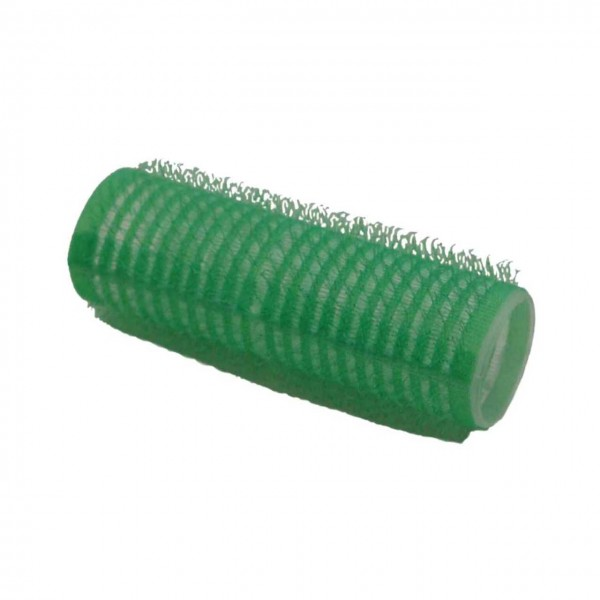 Adhesion-Curler 60 mm, 12 Pcs., Ø 21 mm green