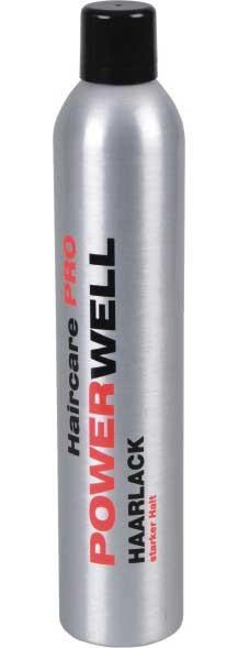 Powerwell Hairspray Strong 500mL