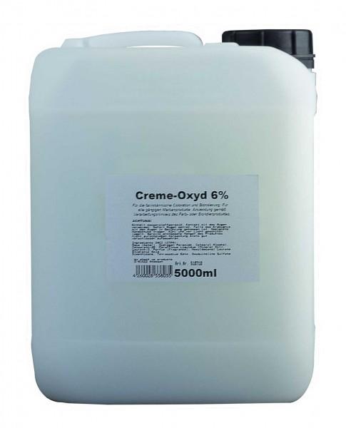 H2O2 Creme Oxyd Farbentwickler - 5 Liter