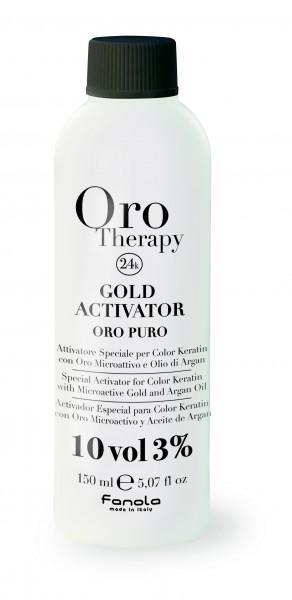 Oro Puro Therapy Gold Activator Fanola 150mL