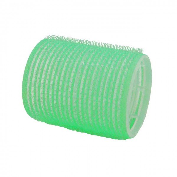 Adhesion-Curler 60 mm, 12 Pcs., Ø 48 mm green