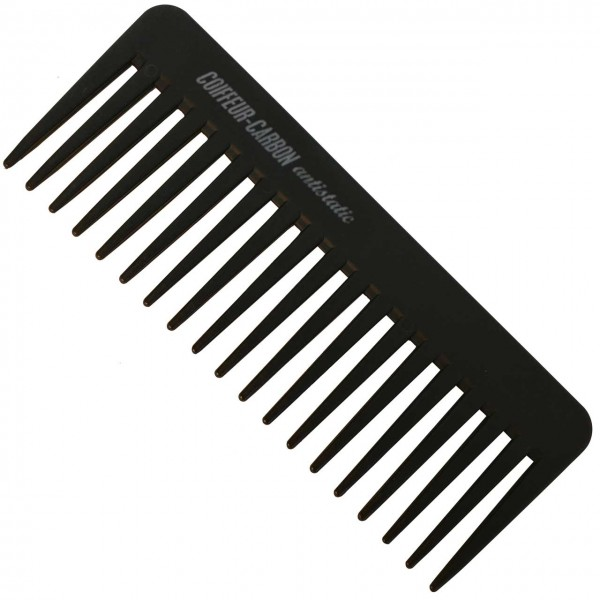"""Carbon Detangling Comb 6"""""""