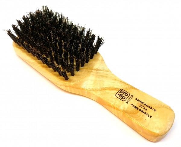 Natural Ash Wood Pure Bristle Brush