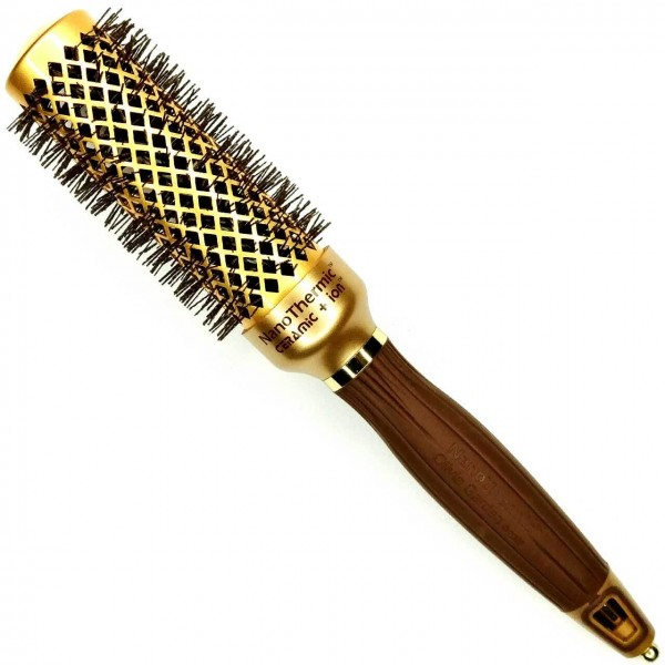 Nano Thermic NT-34 Round Thermo Brush Ø 34/50 mm Olivia Garden