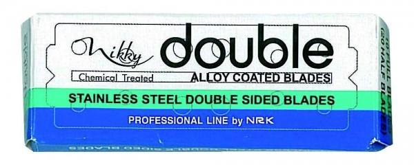 Rasierklingen Nikky Double