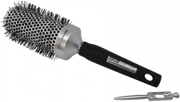 Ionic Ceramic Round Thermo Brush Ø 52/70 mm