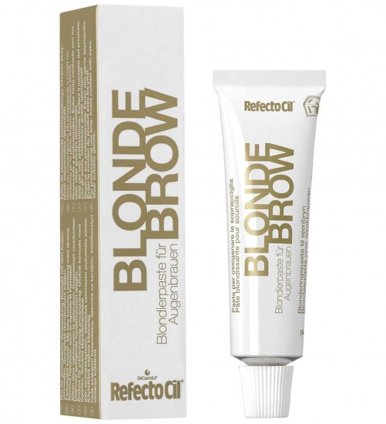 RefectoCil Blonde Brow Augenbrauen Blondierpaste 15 mL