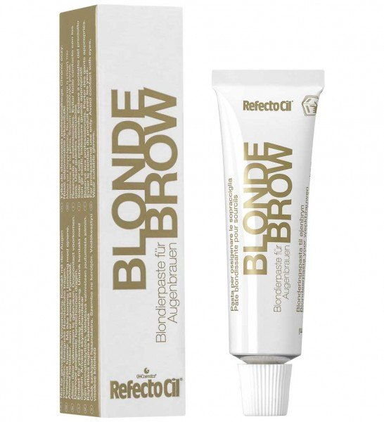 RefectoCil Blonde Brow Eyebrow Bleaching Paste 15 mL