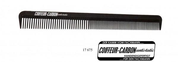 "Carbon Cutting Comb 7.5"""