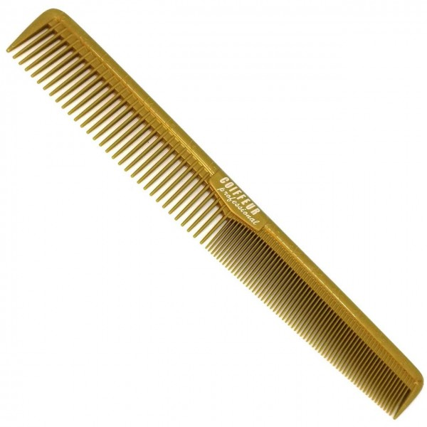 "Hair Cutting Comb 7"" incl. cm Scale"