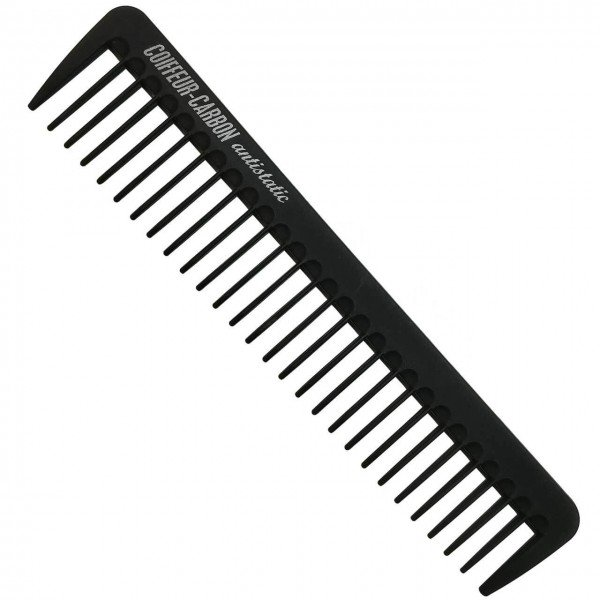 """Carbon Styling Comb 7"""" - Wide"""