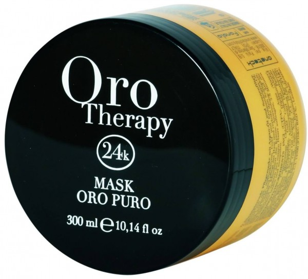 Oro Puro Therapy Mask with Argan-Oil