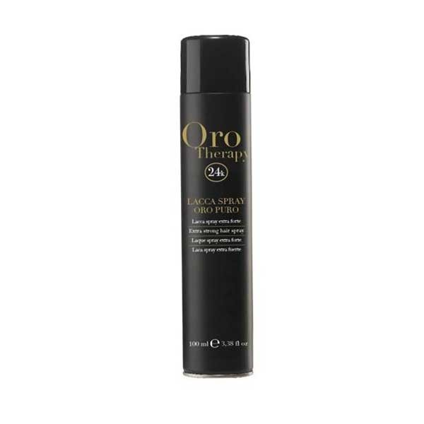 Oro Puro Therapy Haarspray extra strong 100 mL