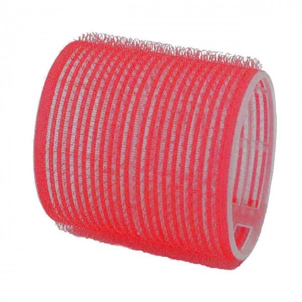 Adhesion-Curler XL 60 mm, 6 Pcs., Ø 70 mm red