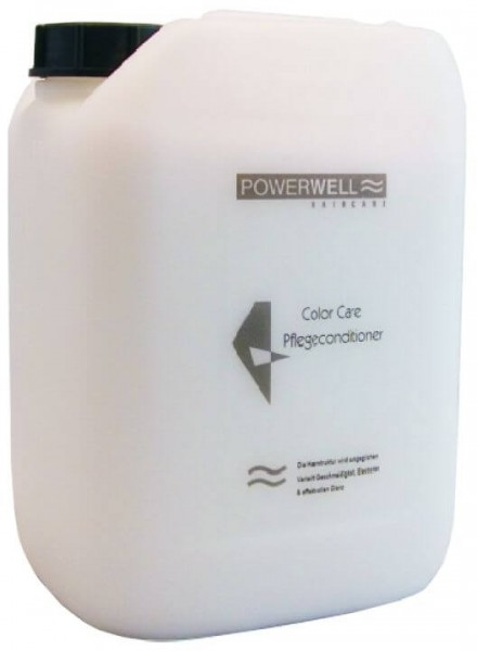 Pflegeconditioner Color Care 5 L Powerwell