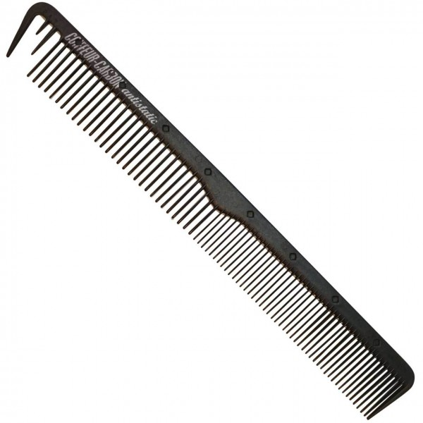 Carbon Cutting Comb - Wide Toothed Sections