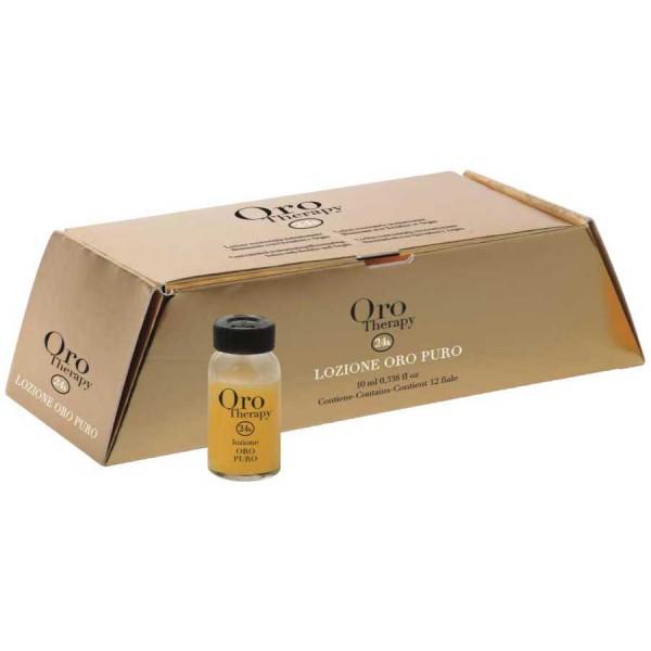 Oro Puro Therapy Lotion 12 x 10 mL