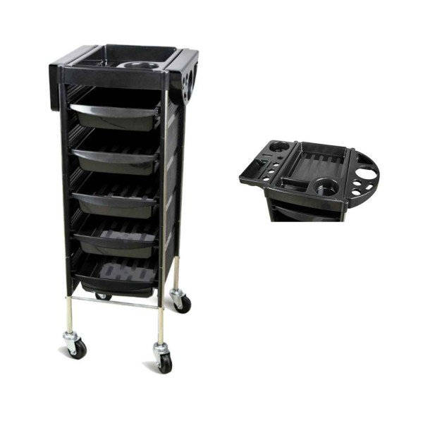 """Stapelboy"" Coiffeur Hair-Dressing Cart"