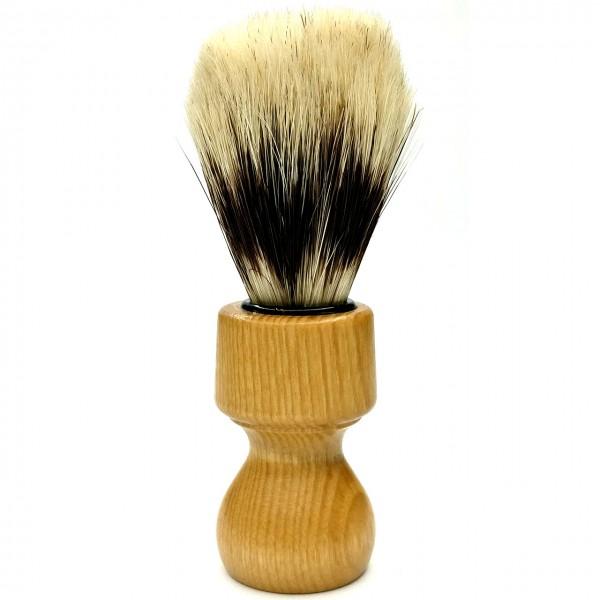 Shaving Brush Round Badger Imitation