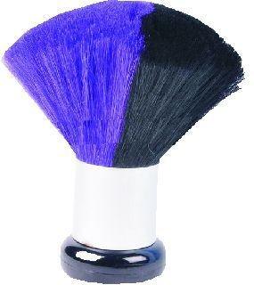 Nackenpinsel Color Mix Violett-Schwarz