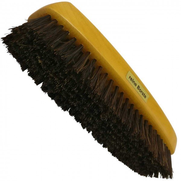 Clothes Brush Pure Boar Bristle