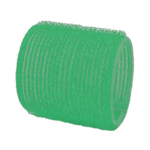 Adhesion-Curler XL 60 mm, 6 Pcs., Ø 61 mm green