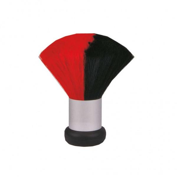 Nackenpinsel Color Mix Rot-Schwarz