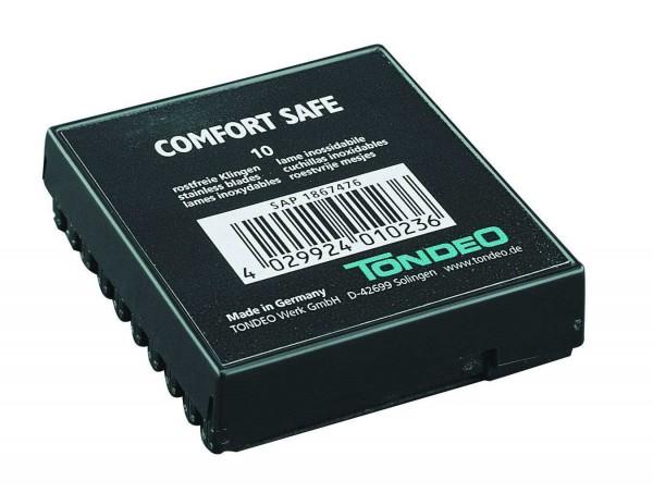 Razor Blade Tondeo Comfort Safe