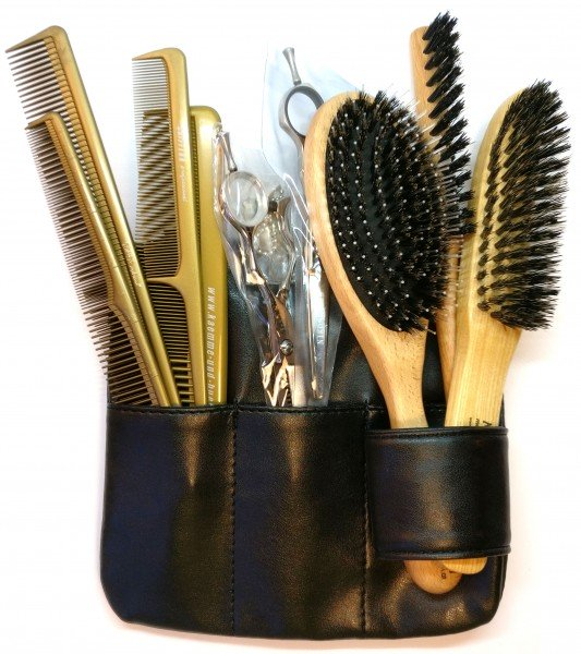 Apprenticeship/Trainee Starter-Kit with Natural Brushes