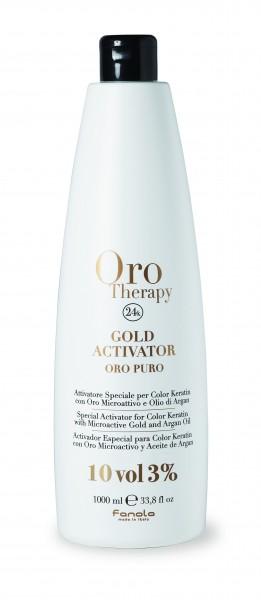 Oro Puro Therapy Gold Activator Fanola 1L
