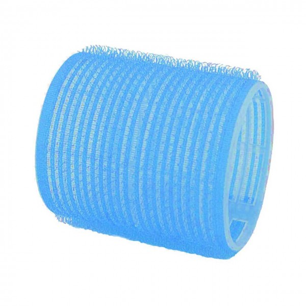 Adhesion-Curler XL 60 mm, 6 Pcs., Ø 56 mm light blue