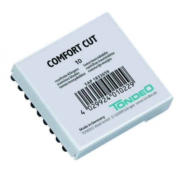 Razor Blades Tondeo Comfort Cut
