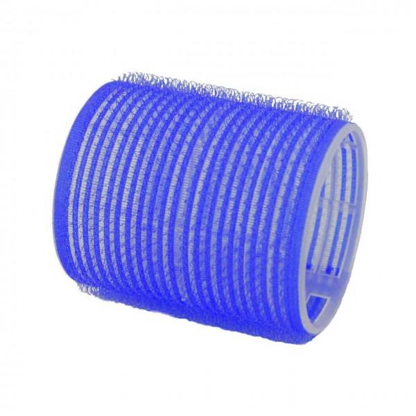 Adhesion-Curler XL 60 mm, 6 Pcs., Ø 51 mm blue